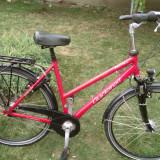 BICICLETA GUDEREIT (PT BUCURESTI O POT ADUCE PERSONAL) - Bicicleta Dama, 22 inch, 28 inch, Numar viteze: 7