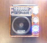 Radio fm WAXIBA cu usb, Analog, 0-40 W