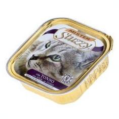 Hrană umedă Mister STUZZY - peşte ton, 100g - Hrana pisici