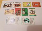 Niger 1982-90 diverse MNH, Nestampilat
