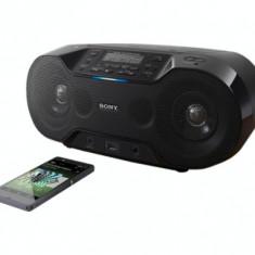 Radio-CD portabil Sony ZSRS70BTB.CED, MP3/Bluetooth/NFC/CD - CD player