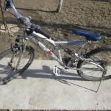 Bicicleta DHS Fast Forward - Mountain Bike DHS, 20 inch, 26 inch, Numar viteze: 21