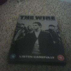 The Wire – The complete first season – Ep 1 - 13 - DVD - Film actiune, Engleza