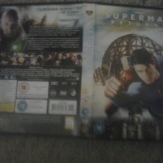 Superman Returns (2006) - DVD - Film actiune, Engleza