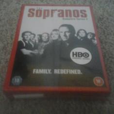 The Sopranos – Complete Series 2 - 4 DVD - Film serial, Crima, Engleza