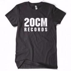 Tricou 20 CM RECORDS PARAZITII 20CM rap hip hop pe spate Parazitii - Hanorac barbati, Marime: S, M, L, XL, XXL, Culoare: Din imagine