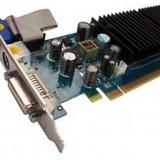 Placa video GeForce 7300GS 256MB DDR2 PCI Express DVI/VGA