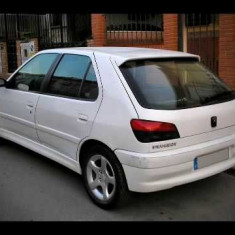 Dezmembrez Peugeot 306 an 1997 1.9 diesel - Dezmembrari