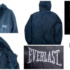 Geaca/Haina/Jacheta EVERLAST Black Camo (original/casual/ultras/hooligans) - Geaca barbati Everlast, Marime: M, Culoare: Negru