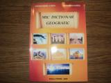 Mic dictionar geografic de Lucian Irinel Ilinca, Iulia Anca Ilinca