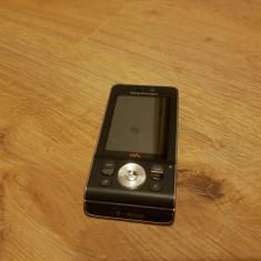 Sony Ericsson W910i - 109 lei - Telefon mobil Sony Ericsson, Negru, Nu se aplica, Neblocat, Fara procesor