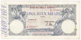 Bancnota 100000 lei 1946 28 mai