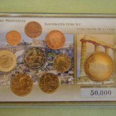Set Monetar Euro - Grecia, Europa