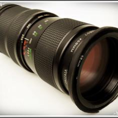 OBIECTIV FOTO DSLR - VIVITAR 75 - 205 MM 1:38 CLOSE FOCUSING AUTO ZOOM, MINOLTA! - Obiectiv DSLR Vivitar, Autofocus, Minolta - Md