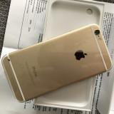 iPhone 6 Apple 16 Gb, Auriu, Orange