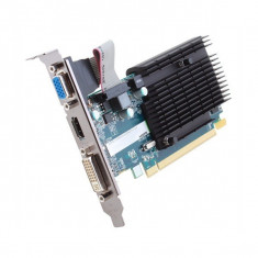 Placa video ATI HD 5450 512MB DDR3 64-Bit, HDMI, DVI, VGA, PCI-Express, Silent - Placa video PC ATI Technologies