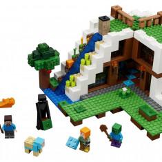 LEGO® Minecraft™ Baza de la Cascada - 21134