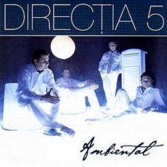 DIRECTIA 5 Ambiental (cd) - Muzica Ambientala