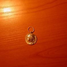 Medalie argint Franta