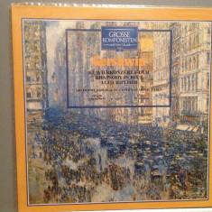 GERSHWIN - PIANO CONCERT/RHAPSODY IN BLUE (1971/PHILIPS/RFG) - VINIL/RAR/Ca NOU - Muzica Clasica universal records