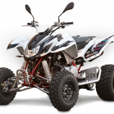 Access Tomahawk 300 White '16 - Quad