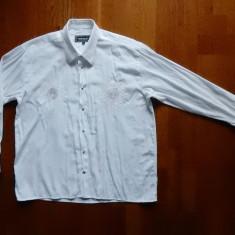 Camasa Versace Shirt Couture; marime XXL, vezi dimensiuni exacte; ca noua - Camasa barbati, Culoare: Din imagine, Maneca scurta