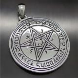 Pandantiv Pentagrama (Sigiliul Venus al lui Solomon) - cod PND026