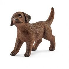 Figurina Schleich - Catelus Labrador Retriever - Sl13835 - Figurina Animale