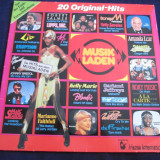 Various - 20 Original Hits _ vinyl , LP , compilatie _ Hansa (Germania)