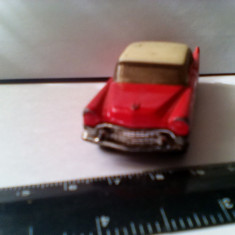Bnk jc Matchbox - 1955 Cadillac Fleetwood TM - Macheta auto