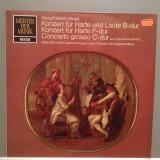 HANDEL - CONCERT FOR HARPE,LAUTE...(1960/DECCA REC/RFG) - VINIL/RAR/Ca NOU