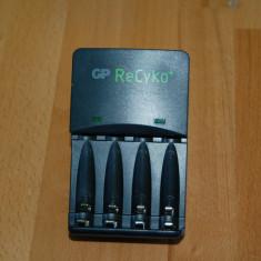 Incarcator de priza baterii reincarcabile Gp Recyko model GPAR01GS