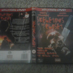 Skeletons in the closet (2001) - DVD, Engleza