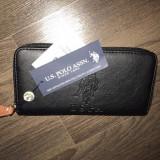 Vand portofel USPOLO original - Portofel Dama