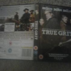 True Grit (2010) - DVD - Film actiune, Engleza