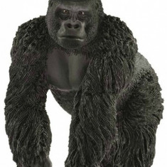 Figurina Schleich - Gorila Mascul - Sl14770 - Figurina Animale