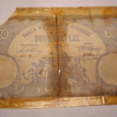 20 lei 1906 Mai