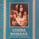 Limba romana. Lecturi literare. Manual pentru clasa a VIII-a