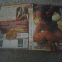 Spider – Man – Special 2 disc DVD (2002) - DVD [B] - Film actiune, Engleza