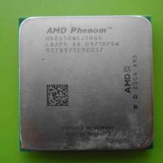 Procesor AMD Phenom x3 8650 Triple Core 2.3GHz socket AM2 AM2+ - Procesor PC AMD, Numar nuclee: 3, 2.0GHz - 2.4GHz