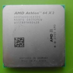 Procesor AMD Athlon 64 x2 5600+ Dual Core 2.9GHz socket AM2 - Procesor PC AMD, Numar nuclee: 2, 2.5-3.0 GHz