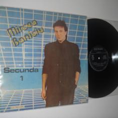MIRCEA BANICIU(ex PHOENIX)(Aranj muzicale: Doru Caplescu): Secunda 1 (1989)vinil - Muzica Folk electrecord