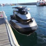 skijet  Sea -Doo GTX 255 is, cu trailer Italia,ambele fab. 2009,inmatriculate.