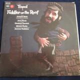 Chaim Topol - Fiddler On The Roof _ vinyl, LP, Columbia (SUA) - Muzica soundtrack Columbia, VINIL