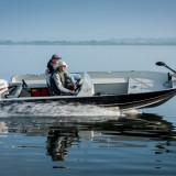 Barca aluminiu Marine 500F SC DLX2