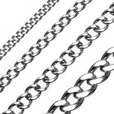 Lanț lucios din oțel inoxidabil - Colier inox