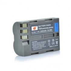 Acumulator DSTE tip EN-EL3e, compatibil Nikon D50 D70 D70S D80 D90 D300 D700 - Baterie Aparat foto