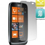 Set 2 buc Folie Mata Antiglare Protectie Ecran Nokia Lumia 610