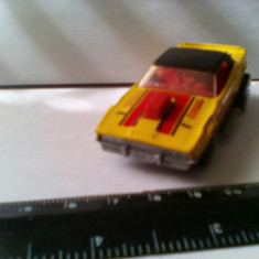 Bnk jc Matchbox Superfast - Dodge Challenger - Macheta auto