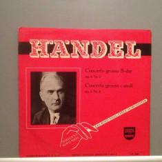 HANDEL - CONCERTO GROSSO nr 7 & 8 (1961/DECCA REC/Germany) - VINIL/Ca Nou/RAR - Muzica Clasica decca classics